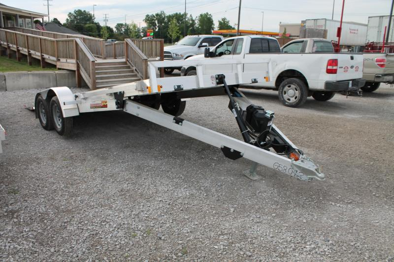 2020 RC Trailers 20' 7K CAR Flatbed Trailer