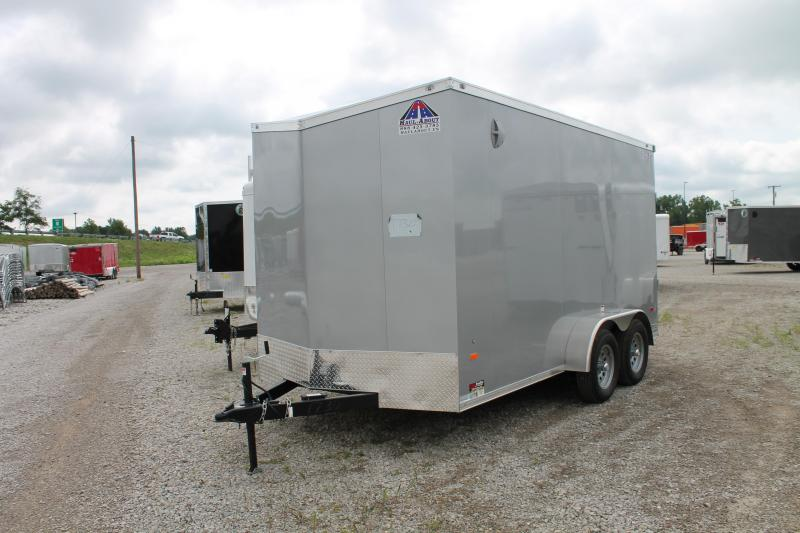 """2020 Haul-About 7' X 14' + 6"""" Enclosed Cargo Trailer"""