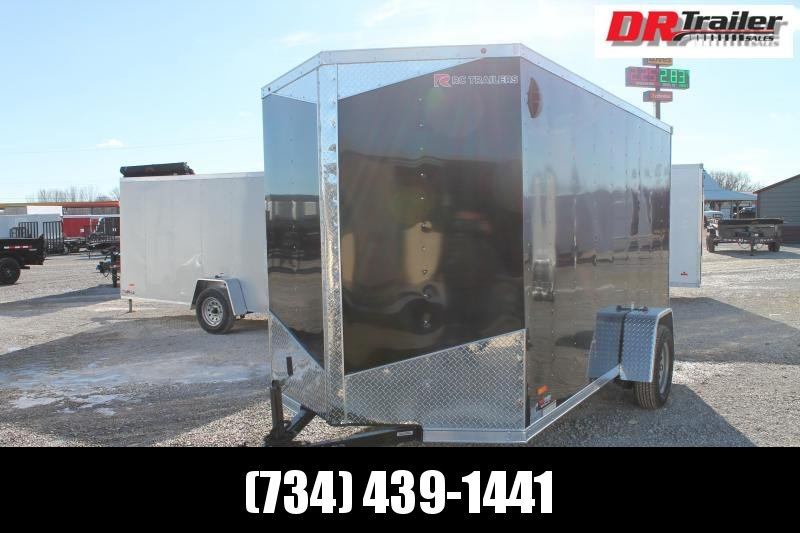 2021 RC Trailers 6' X 12' RD RDL Enclosed Cargo Trailer
