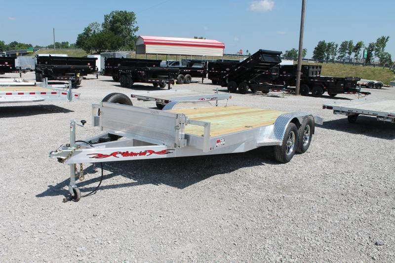 2020 Wolverine Trailers 16' CAR 7K Car / Racing Trailer