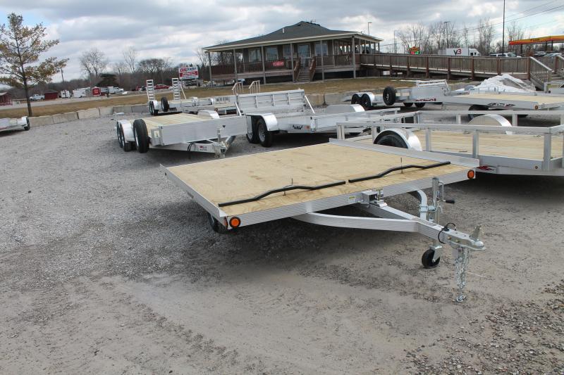 2021 Triton Trailers XT-10 Snowmobile Trailer