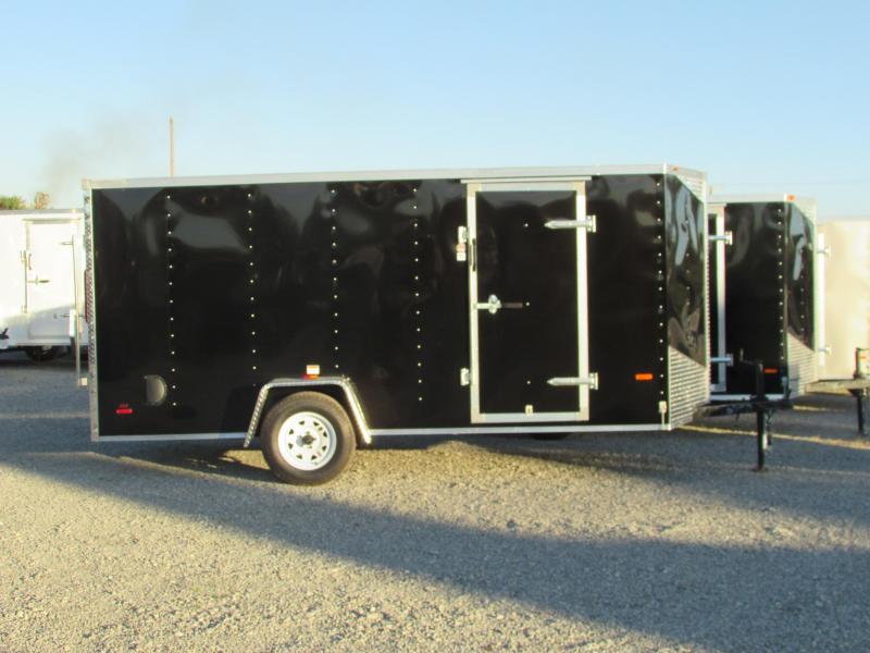 RC Trailers RWT 6 X 14SA Enclosed Cargo Trailer