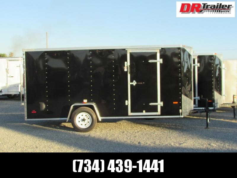 RC Trailers RWT 6 X 14SA Enclosed Cargo Trailer