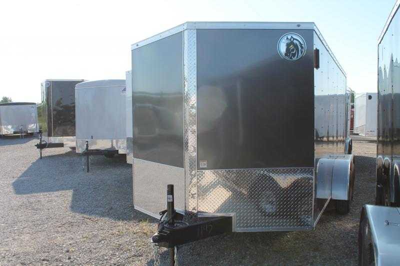 2021 Darkhorse Cargo 7' X 14' RD Enclosed Cargo Trailer