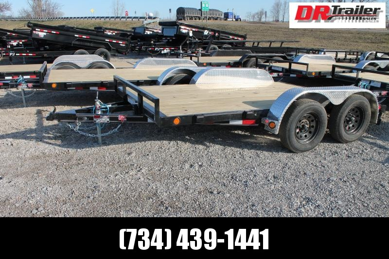 2021 PJ Trailers 12' CAR 7K Car / Racing Trailer