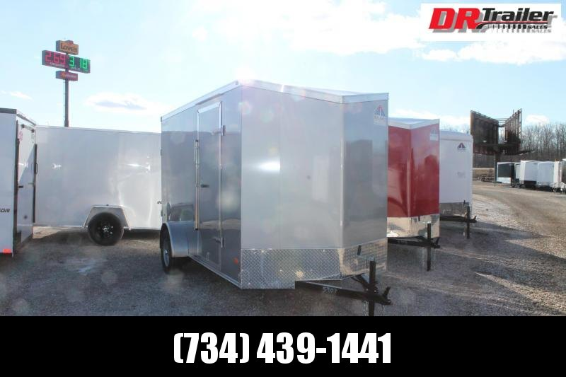 2021 Haul-About 6' X 12' SA Enclosed Cargo Trailer