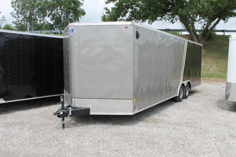 2021 Interstate 1 Trailers 24' 10K CAR Car / Racing Trailer