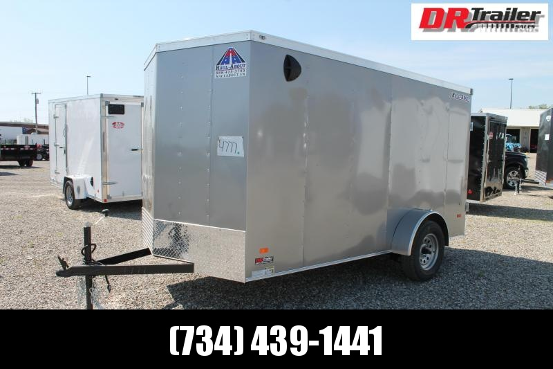 2021 Haul-About 6' X 12' DOUBLE DOOR ENCLOSED TRAILER Enclosed Cargo Trailer