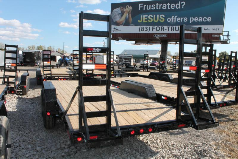 2021 PJ Trailers 20' FR 14K Equipment Trailer