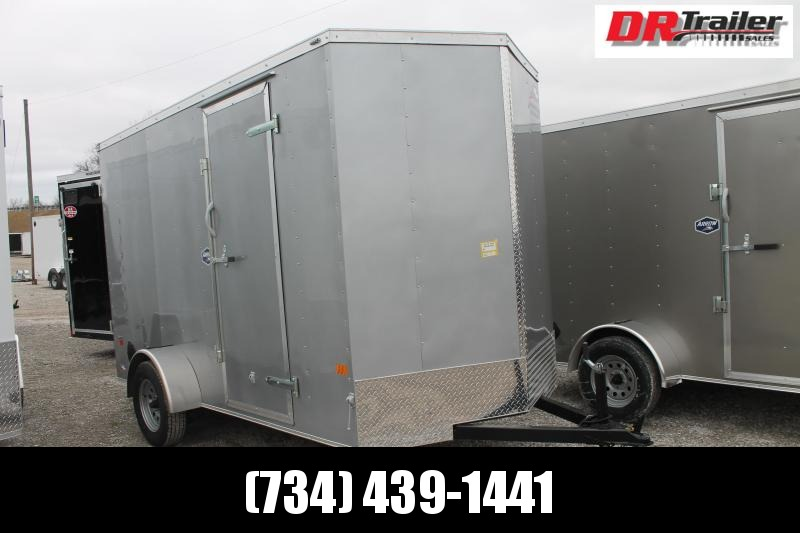 "2021 American Hauler 6' X 12' + 12"" RD Enclosed Cargo Trailer"