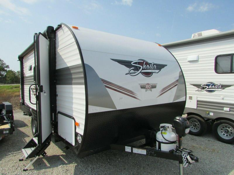 2022 Shasta Shasta 18 BH RV TRAILER Travel Trailer RV