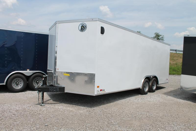 2021 PJ Trailers 20' 7K CAR Car / Racing Trailer