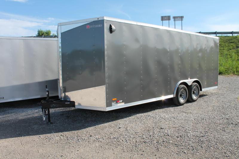 2021 RC Trailers 20' 10K CAR Car / Racing Trailer