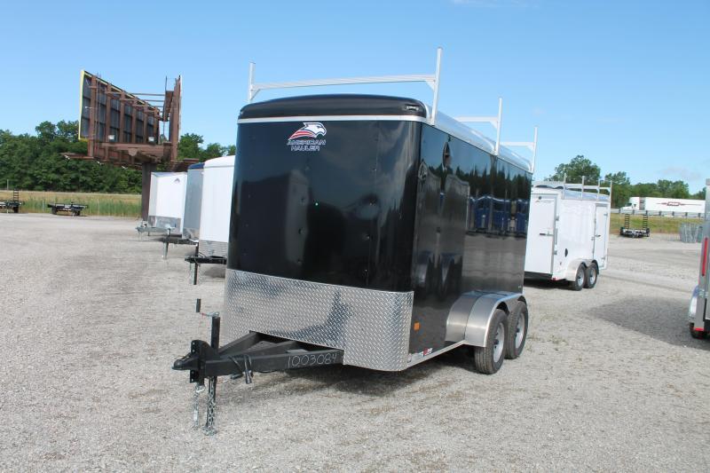 2020 American Hauler 6' X 12' CONTRACTOR TRAILER Enclosed Cargo Trailer