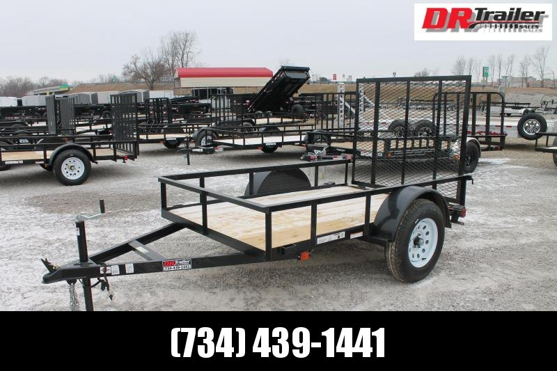 2021 Carry-On 5' X 8' RG Equipment Trailer