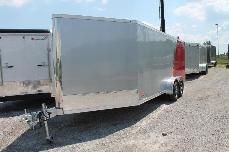 2021 RC Trailers 7' X 23' ATV ATV Trailer