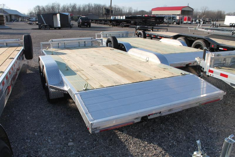 2021 Wolverine Trailers 16' CAR 7K Car / Racing Trailer