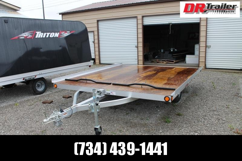 2019 Triton Trailers XT 10 SNOW Snowmobile Trailer