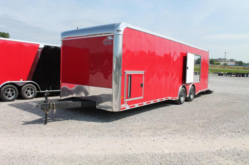 2020 American Hauler 28' 12K CAR Car / Racing Trailer