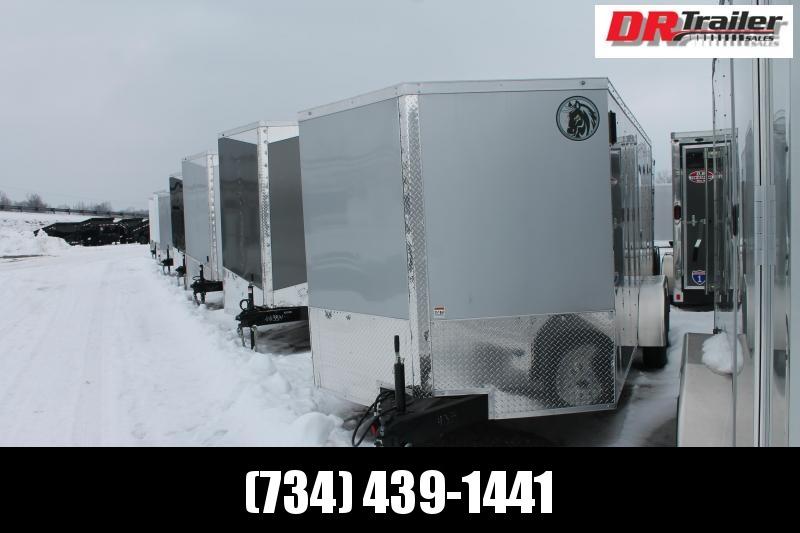 2021 Darkhorse Cargo 7' X 16' RD Enclosed Cargo Trailer