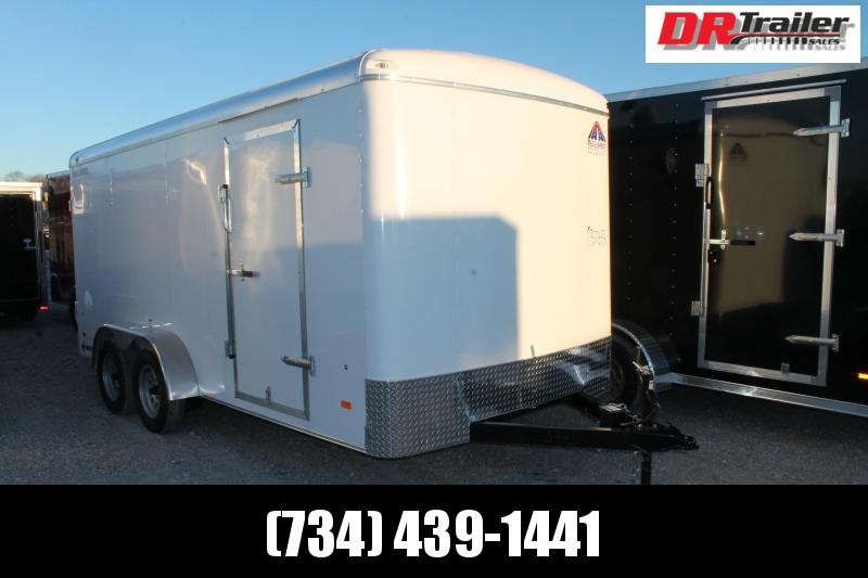2021 Haul-About 7' X 16' RD Enclosed Cargo Trailer