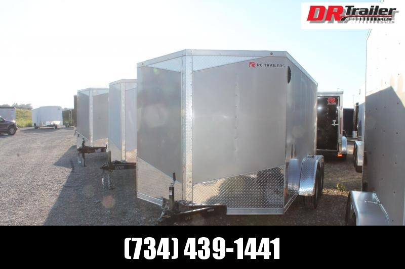 2021 RC Trailers 7' X 12' RD Enclosed Cargo Trailer