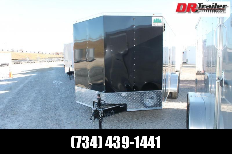 2021 RC Trailers 7' X 16' RD RGT Enclosed Cargo Trailer