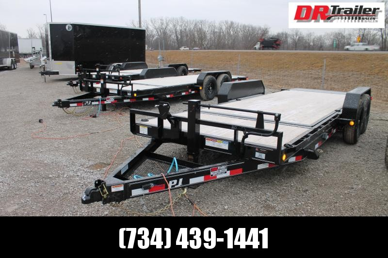 2021 PJ Trailers 20' T6 14K Car / Racing Trailer