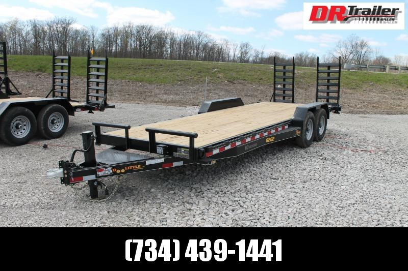 2021 DooLitttle Trailers 22' FR 14K EQUIPMENT TRAILER Equipment Trailer