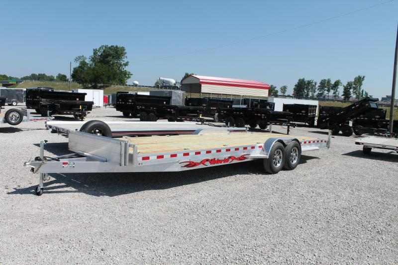 2020 Wolverine Trailers 20' CAR 14K Car / Racing Trailer
