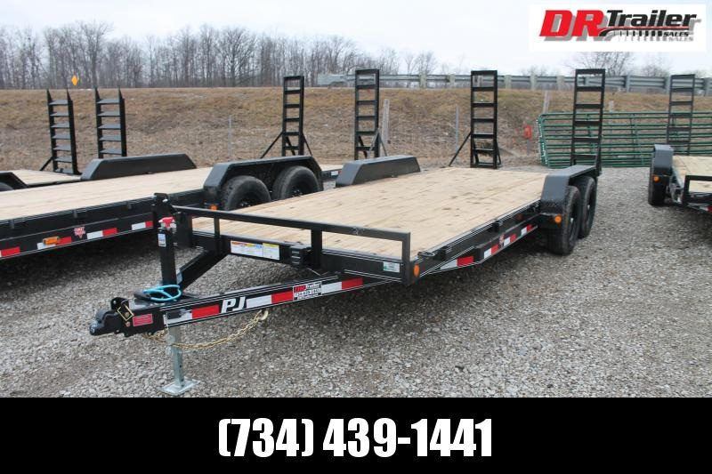 2021 PJ Trailers 20' FR 10K Car / Racing Trailer