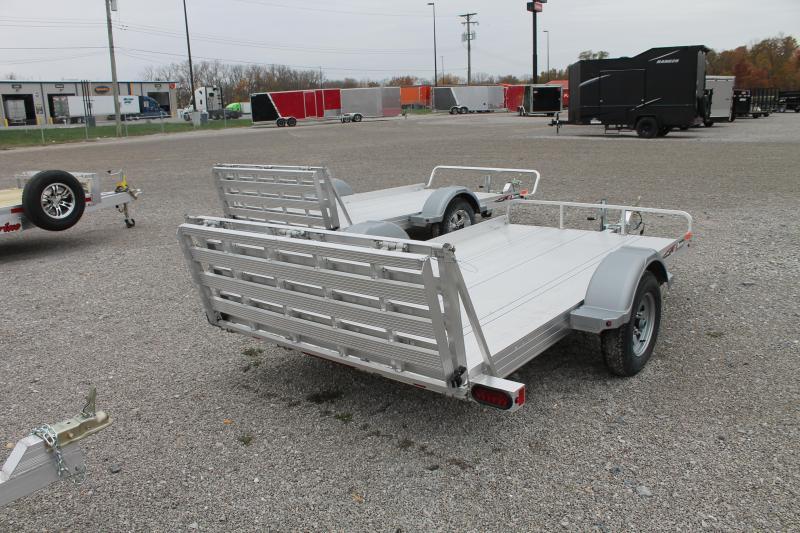 2020 Triton 5' X 10' RG Snowmobile Trailer