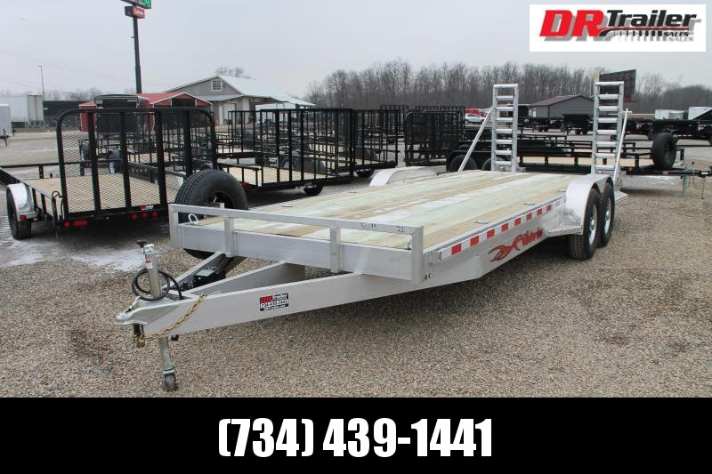2021 Wolverine Trailers 22' FR 14K Car / Racing Trailer