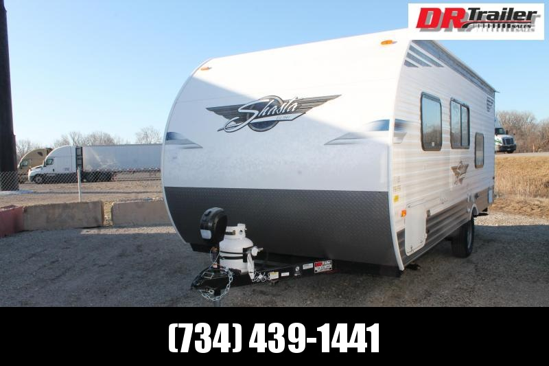 2021 Shasta SHASTA 18' BH RECREATIONAL VEHICLE Travel Trailer RV