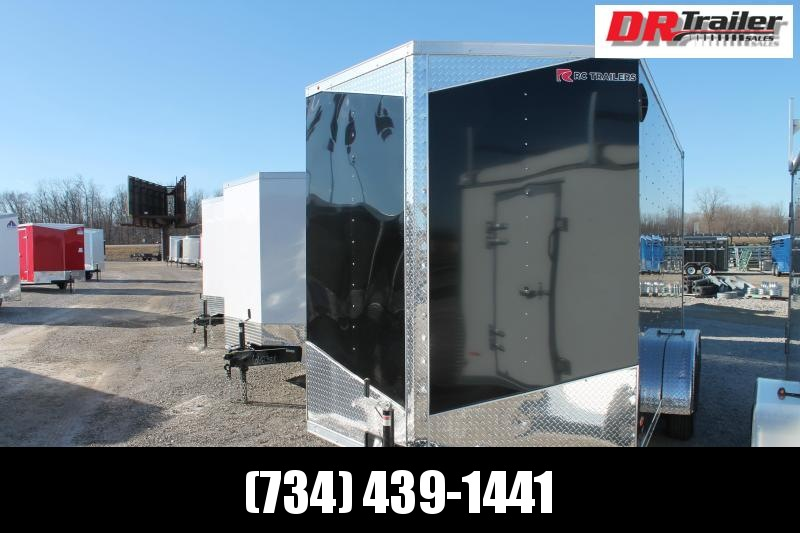 2021 RC Trailers 7' X 14' RD RDLX Enclosed Cargo Trailer