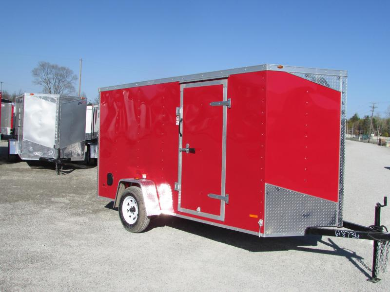 RC Trailers RWT 6 X 12 SA Enclosed Cargo Trailer