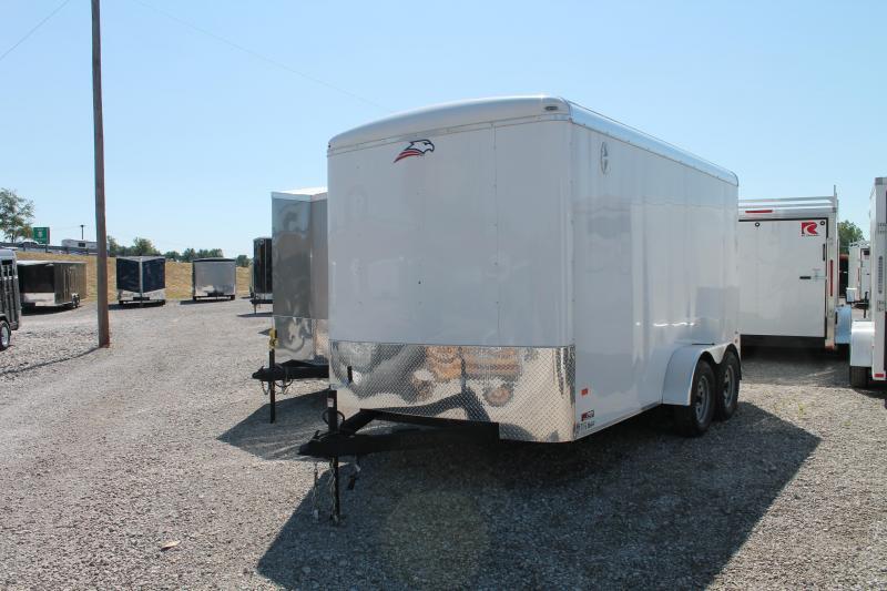 2020 American Hauler 7' X 14' RD Enclosed Cargo Trailer