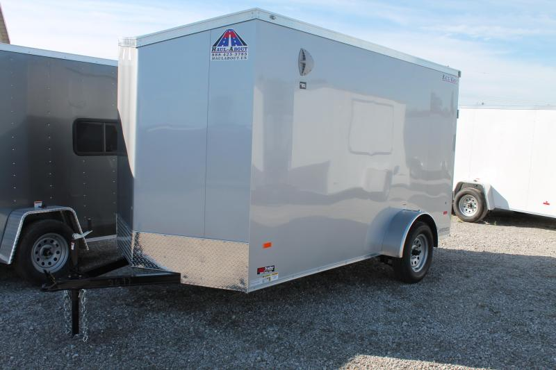2020 Haul-About 6' X 12' SA Enclosed Cargo Trailer