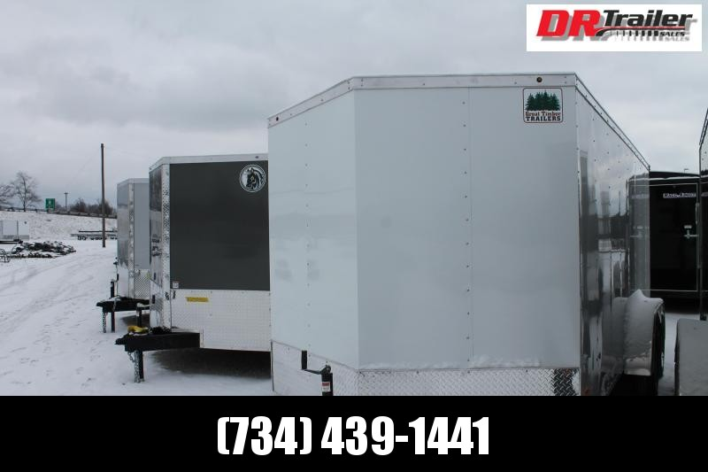 2021 RC Trailers 7' X 16' RGT RD Enclosed Cargo Trailer