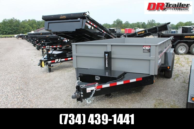 2022 B-Wise 14' 14K GVWR DUMP TRAILER Dump Trailer