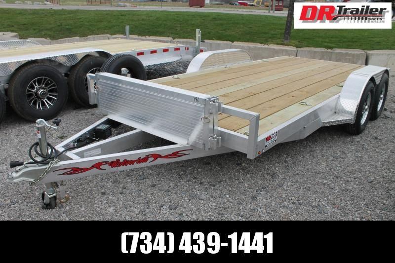 2021 Wolverine Trailers 16' STRT TRAILER Car / Racing Trailer