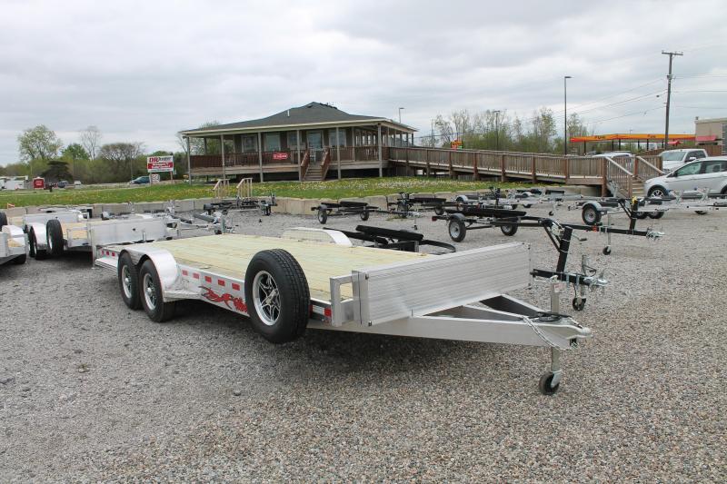 2021 Wolverine Trailers 22' CAR 10K GVWR Car / Racing Trailer
