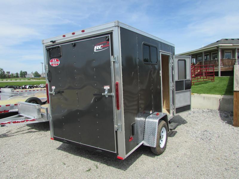 RC Trailers RWT 6 x 10' Enclosed Cargo Trailer