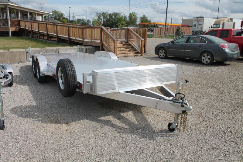 2021 Wolverine Trailers 22' ALUMINUM 10K GVWR CAR HAULER Car / Racing Trailer