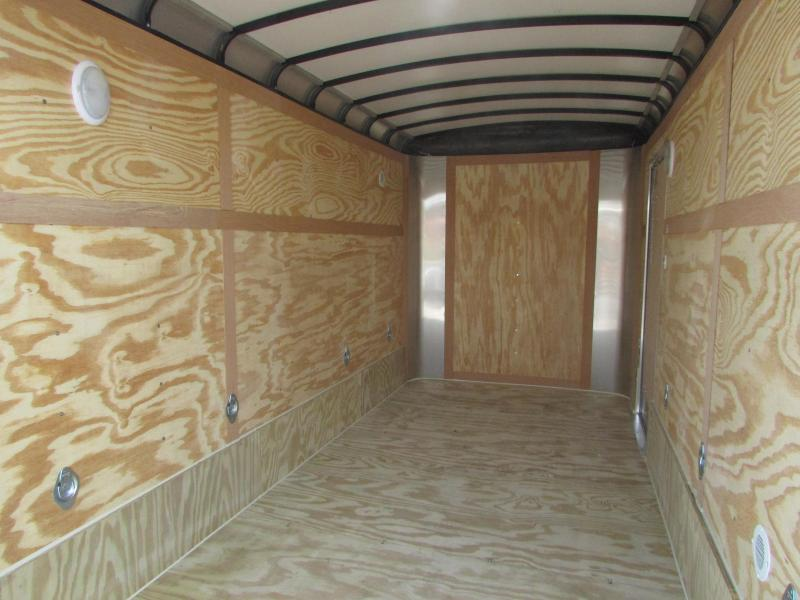 American Hauler 6 x 12 Contractors Cargo / Enclosed Trailer