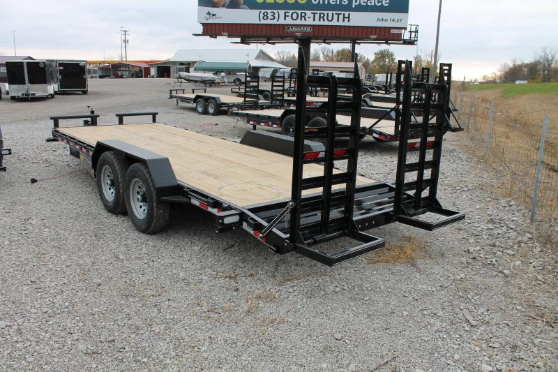 2021 DooLitttle Trailers 20' FR 14K Equipment Trailer