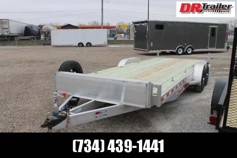 2021 Wolverine Trailers 22' CAR 10K Car / Racing Trailer