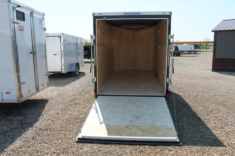 2021 Haul-About 6' X 12' RD ENCLOSED TRAILER Enclosed Cargo Trailer