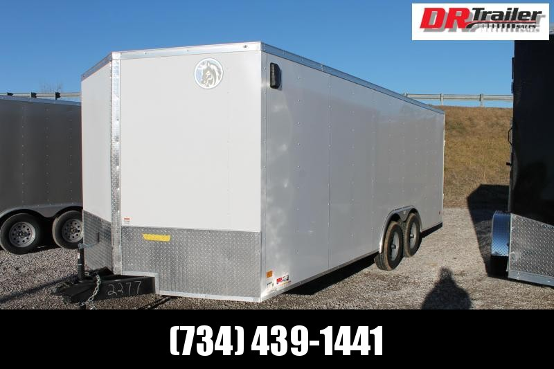 2021 Darkhorse Cargo 20' CAR 10K Car / Racing Trailer