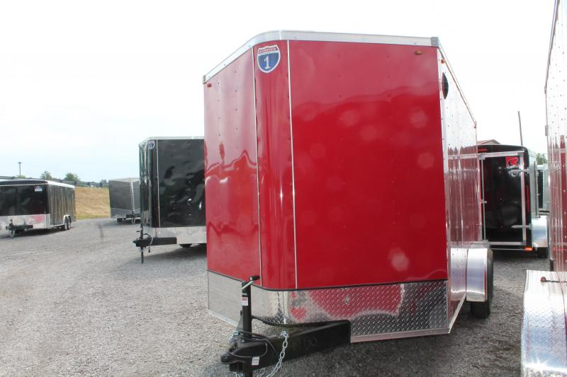 2020 Interstate 7' X 14' RD Enclosed Cargo Trailer